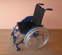 Колісне крісло