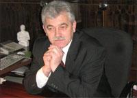 Микола Гук - мер міста Дрогобич